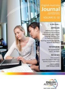 English Australia Journal